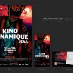 Kino Dynamique Jena (2014) - Festival-Layout