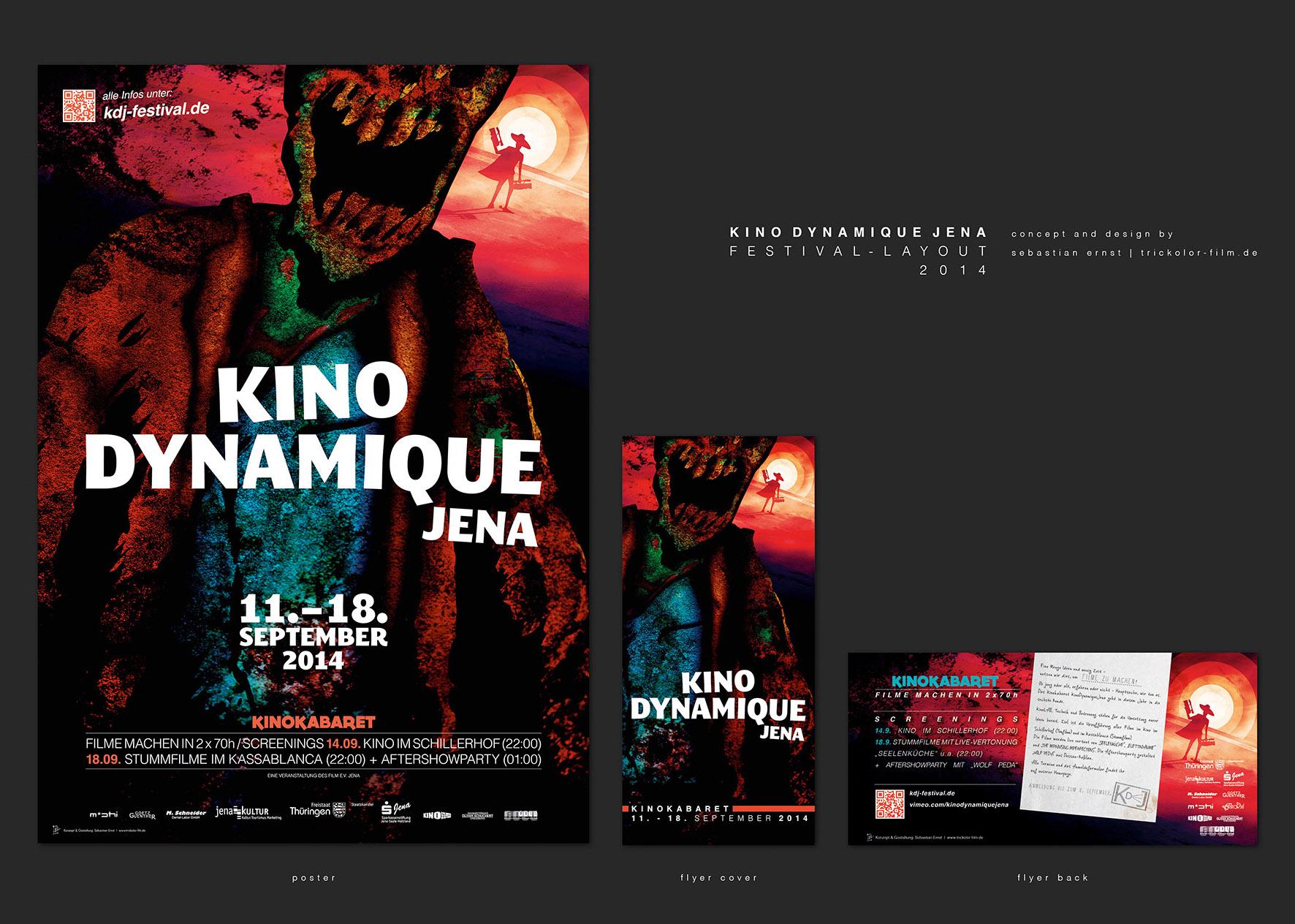 KDJ (2014) - Festival-Layout