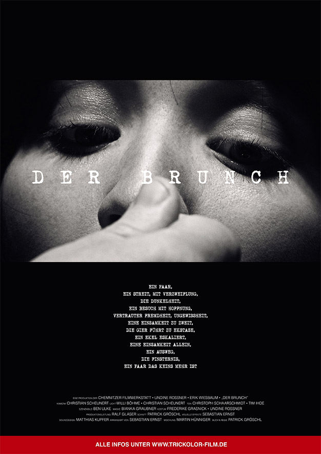 DER BRUNCH (2012) - Poster