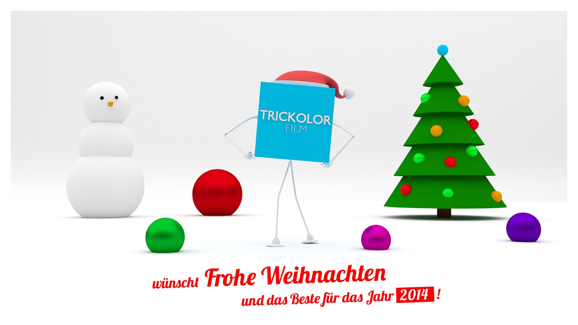 TrickolorFilm (2013) - Christmas-Wallpaper