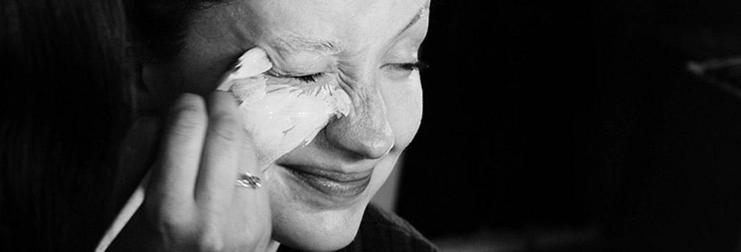 TRICKOLOR FILM - In der Maske