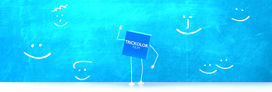 Trickolor Film-Produkt