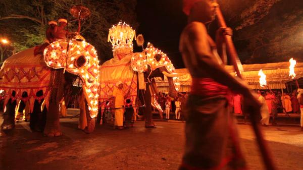 Sri Lanka - Im Reich der Elefanten